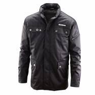 2 IN 1 JACKET Black