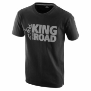 Regular T-Shirt King of the Road print