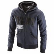 Original zip hoodie 1891 navy