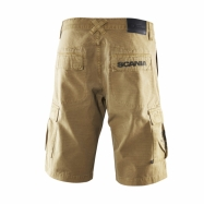 Cargo classic shorts sand