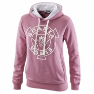 W Classic hoodie pink