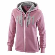 W Classic zip hoodie