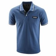 Classic Piqué blue