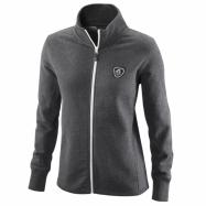 W Classic Zip Sweatshirt grey