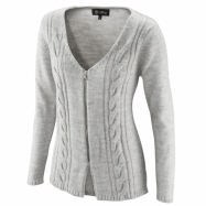 W Knitted Cardigan