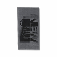 Bath Towel grey
