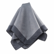 Pocket Square Grey