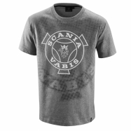 Grand Vabis t-shirt Grey
