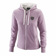 Marina zip hoodie