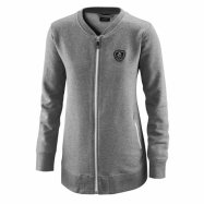 Birgitta long zip sweatshirt