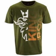 Regular King of the Road T-shirt (green)