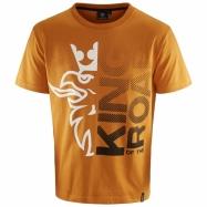 Regular King of the Road T-shirt (orange)