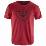 Basic V8 T-shirt (red)