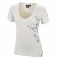 Slim 3D Griffin T-shirt (white)