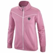 Classic Scania Zip Sweatshirt (pink)