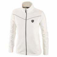 Classic Scania Zip Sweatshirt (white)