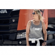 Cropped Griffin Tank Top