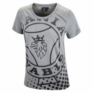 Regular Grand Vabis T-shirt (grau)