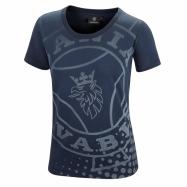 Regular rand Vabis T-shirt (navy)