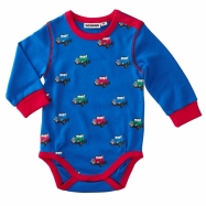 Baby Bodysuit (blue)