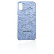 Iphone X Bio-base Case (blue)