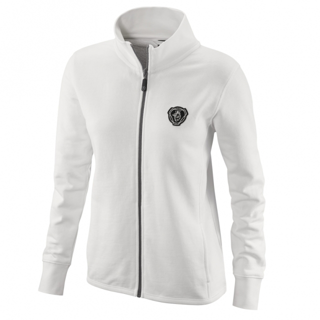 w classic zip sweatshirt white sweatshirts scania. Black Bedroom Furniture Sets. Home Design Ideas