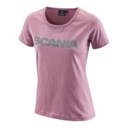 W Basic T-Shirt pink