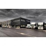 Scania Vernier travail sur le véhicule/ARV de base