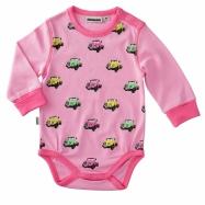 Baby Bodysuit (pink)