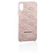 Iphone X Bio-base Case (pink)